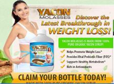 Yacon Molasses Syrup